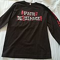 Path Of Resistance longsleeve (Who Dares Wins/ Cabal)