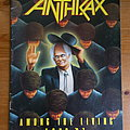 Anthrax tour book 1987