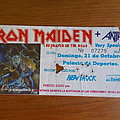 Iron Maiden No prayer Tour