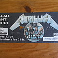 Metallica, european tour 1991