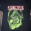 Green lungs t-shirt