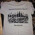 Official LIK Varulvsvals Grey t-shirt