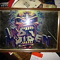 Iron Maiden mirror, 1992 Other Collectable