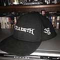 Megadeth 35 Years cap Other Collectable