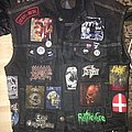 My late brothers Metal vest