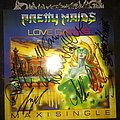 Love Games signed maxi single 1987