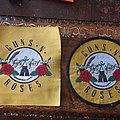 Guns N' Roses vintage patches