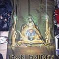 Seventh Son Of A Seventh Son flag 1988 Other Collectable