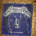 Vintage Ride The Lightning patch