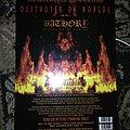 Destroyer Of Worlds promo kit Tape / Vinyl / CD / Recording etc