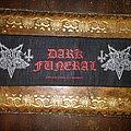 Dark Funeral strip patch 1999