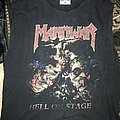 Monsters Of The Millennium tour-shirt