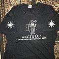 Arcturus - TShirt or Longsleeve - Official Arcturus tour-shirt 2005
