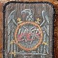 Vintage Slayer patch, 1990