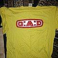 Yellow pre-Simpatico shirt 1996