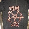 Aura Noir Hades Rise Tour Shirt 2009