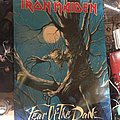 Fear Of The Dark poster 1992 Other Collectable