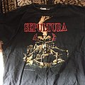 Official Sepultura Arise Tour Shirt 1991