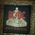 Vintage Hells Bell patch