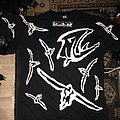 Helpyourselfish allover print shirt 1995