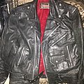 Another one of my late brother's leather jackets