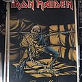 Piece Of Mind poster 1983 Other Collectable