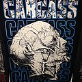 Official Carcass backpatch