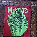 Vintage Misfits patch