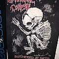 Butchered at Birth backpatch 1992