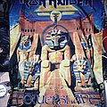 Powerslave flag 1984 Other Collectable