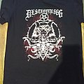 Deströyer 666 - Sons of Rebellion Tour shirt