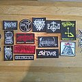 Assorted patches