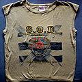 S.O.D. - Speak English Or Die TShirt or Longsleeve