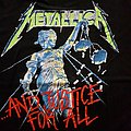 Metallica - Justice Europe '88 tour TShirt or Longsleeve