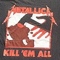 Kill 'Em All TShirt or Longsleeve