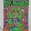 Bad Religion - TShirt or Longsleeve - Bad Religion - No Control tour '90