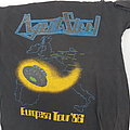 Agent Steel - Euro tour '86 TShirt or Longsleeve