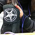 Satan - Other Collectable - Pentagram Scarf
