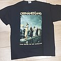 Orphaned Land - The Road to Or Shalem Tour 2011 TShirt or Longsleeve