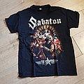 Sabaton - The Last Tour 2017 TShirt or Longsleeve