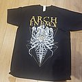 Arch Enemy - Will to Power over Europe 2019 TShirt or Longsleeve