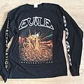 Evile - Infecting Nations European Tour 2010 TShirt or Longsleeve