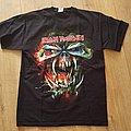 Iron Maiden - The Final frontier World Tour 2010 TShirt or Longsleeve