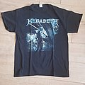 Megadeth - World Tour 2015 TShirt or Longsleeve