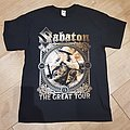 Sabaton - TShirt or Longsleeve - Sabaton - The Great Tour 2020