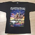 Iron Maiden - Book of Souls World Tour London 2017 TShirt or Longsleeve