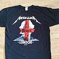 Metallica - London 2017 TShirt or Longsleeve
