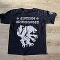Satanic Warmaster shirt