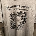 Rare Deathspell Omega shirt Chaining the Katechon