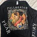 Pallbearer - TShirt or Longsleeve - Pallbearer fear & fury longsleeve shirt